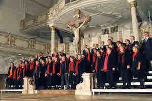 Kantorei der Dreifaltigkeitskirche