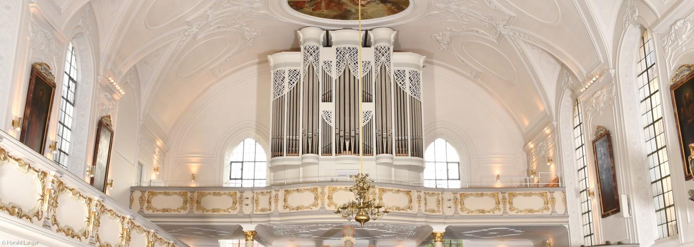 Orgel der Dreifaltigkeitskirche
